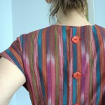 In which I sew a top and reconsider the blog