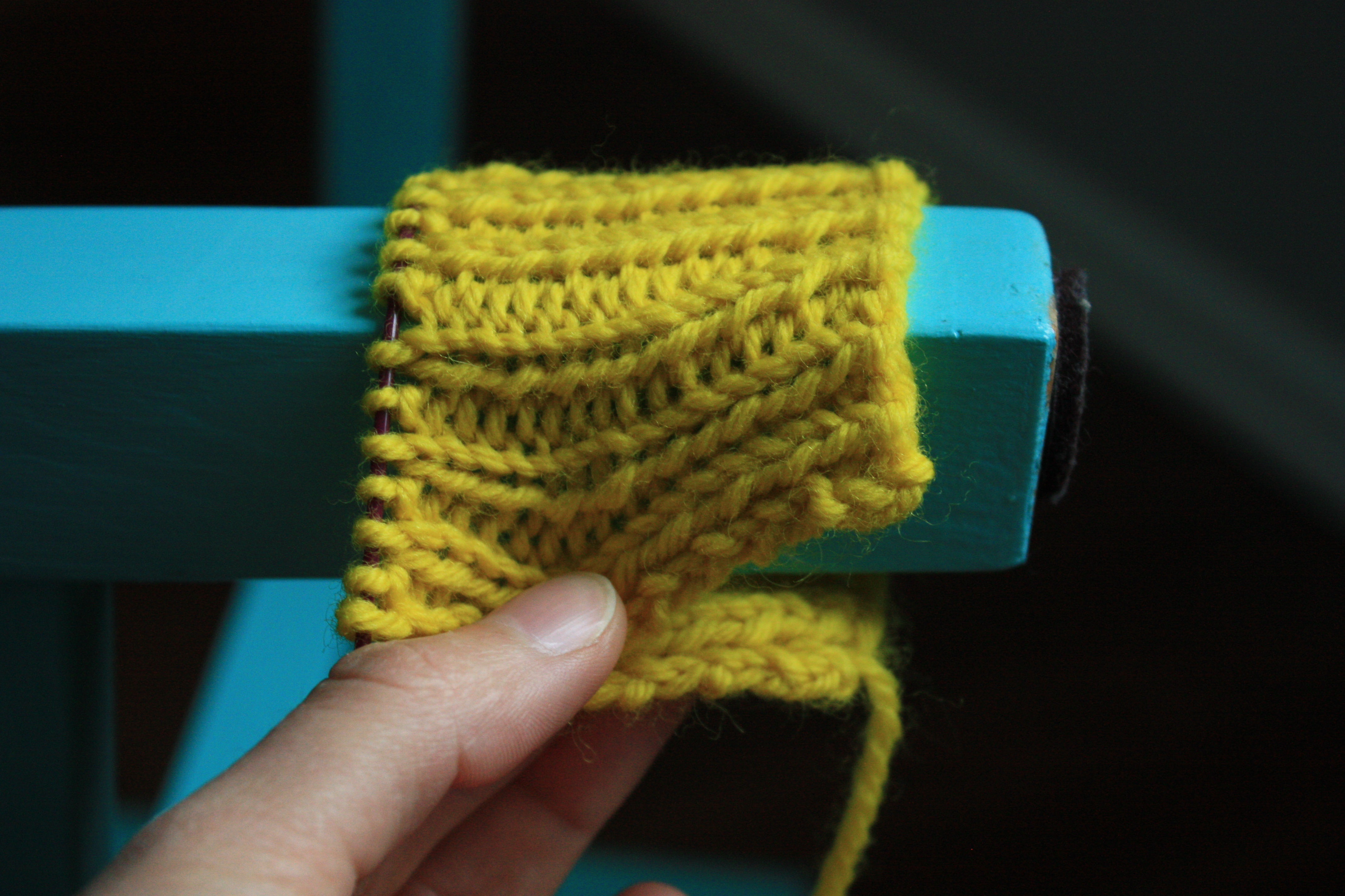 Small Things: DIY On-Trend Chair Socks