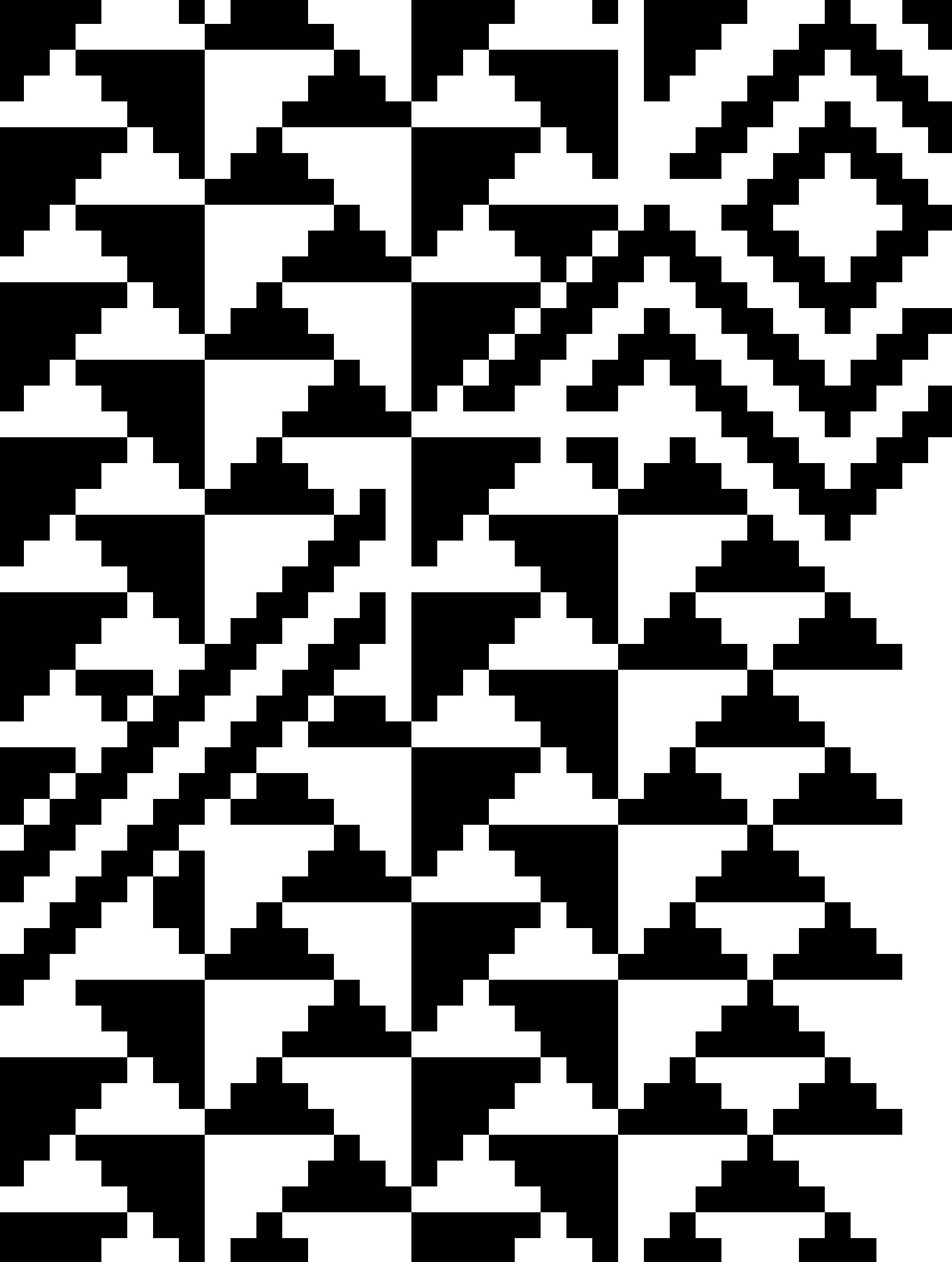 Volkstricken: 365 Days of Pattern, Day 12
