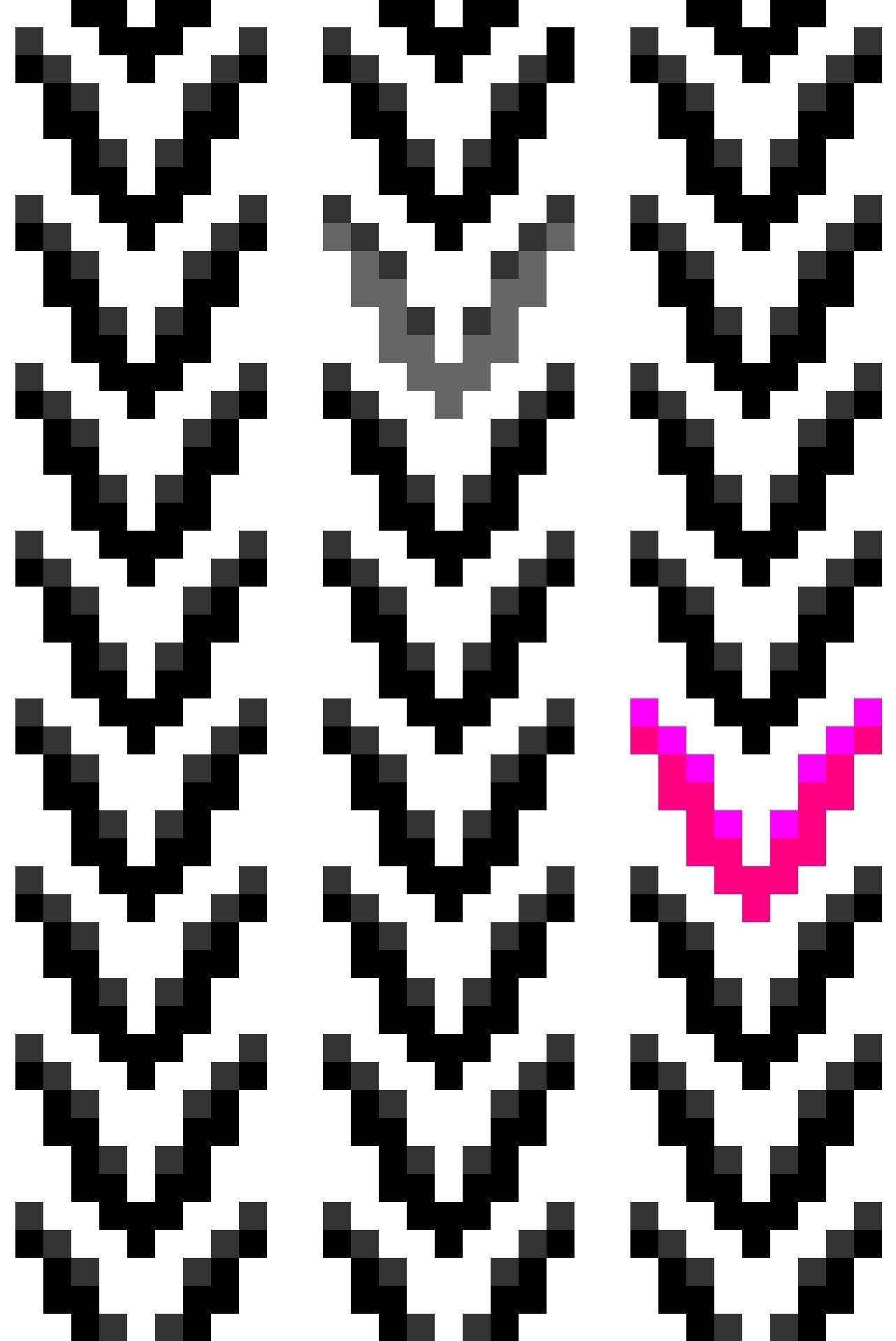 Volkstricken: 365 Days of Pattern, Day 13