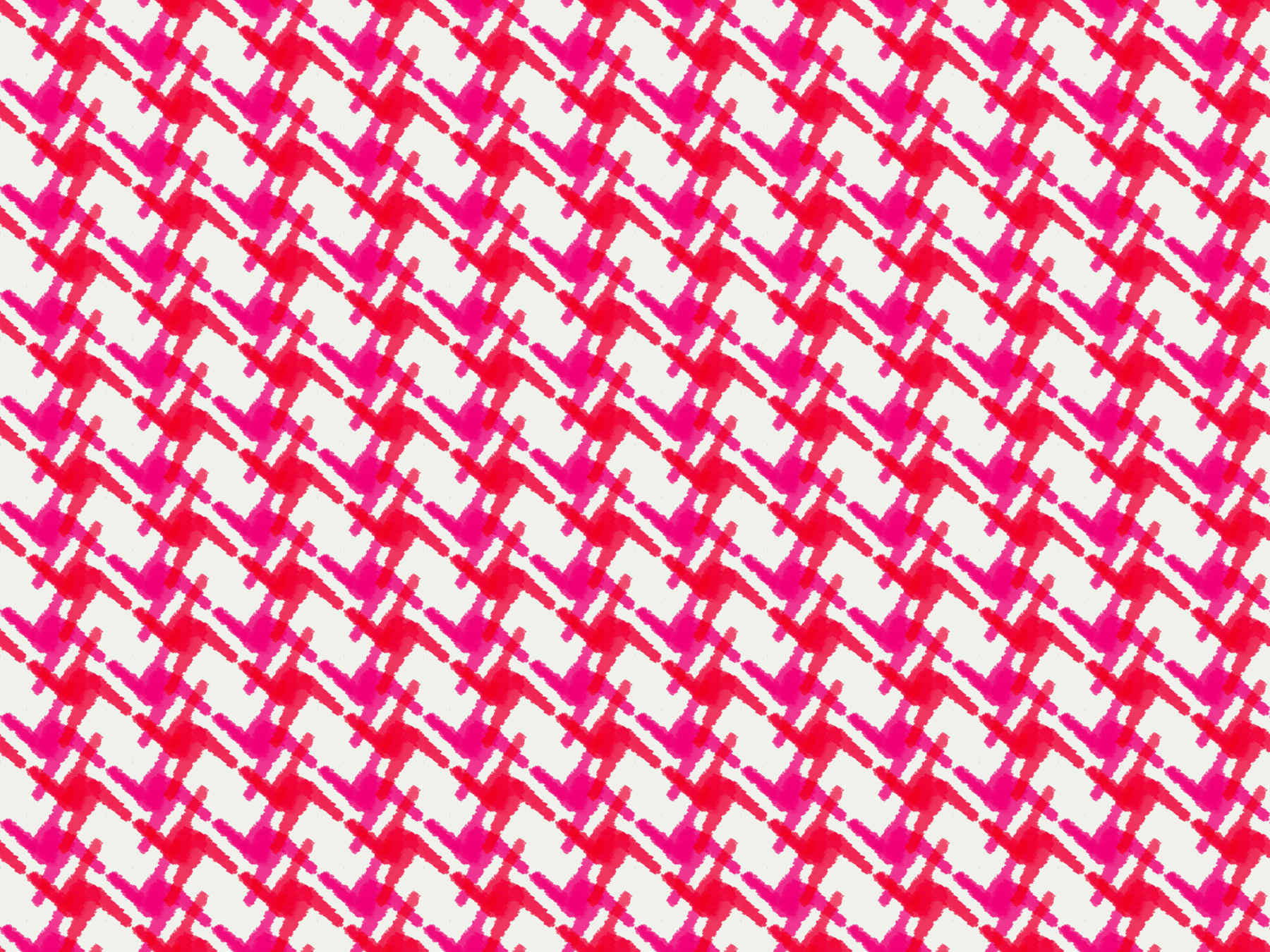 layered houndstooth
