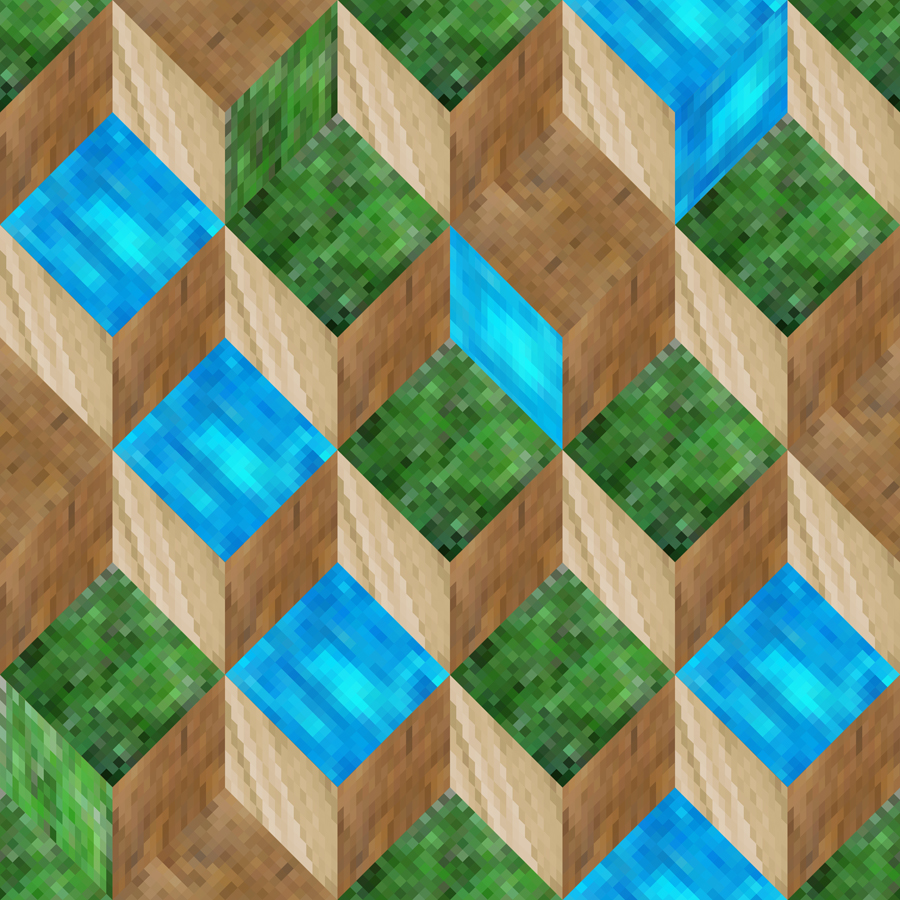 3d cubes pattern_blog