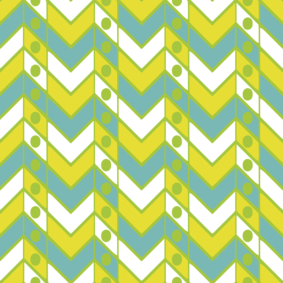 big green chevron
