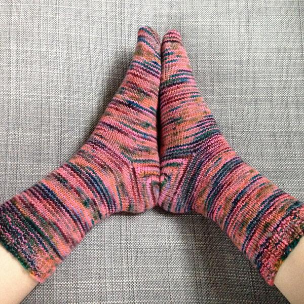 pinksocks